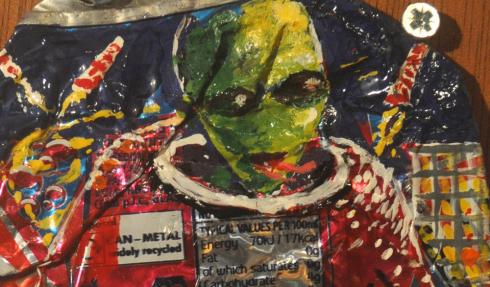 Alien-detail